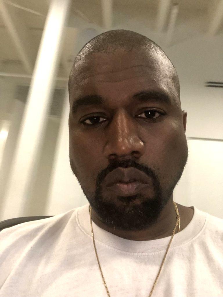 :Kanye West. (Photo: Twitter/@kanyewest).