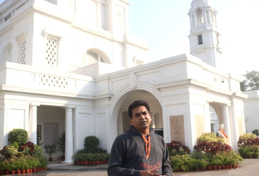 Kapil Mishra. (Photo: IANS) - Kapil Mishra