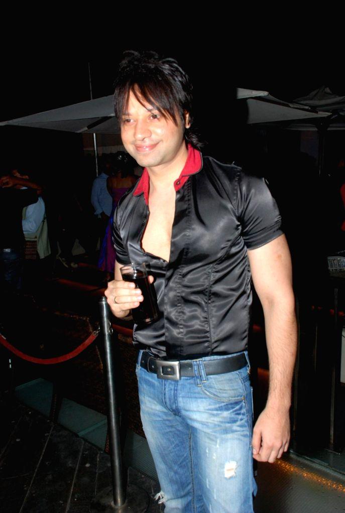 Kapil Sharma at Kashish Queer Film Festival Pre Launch bash at Vie Lounge. - Kapil Sharma