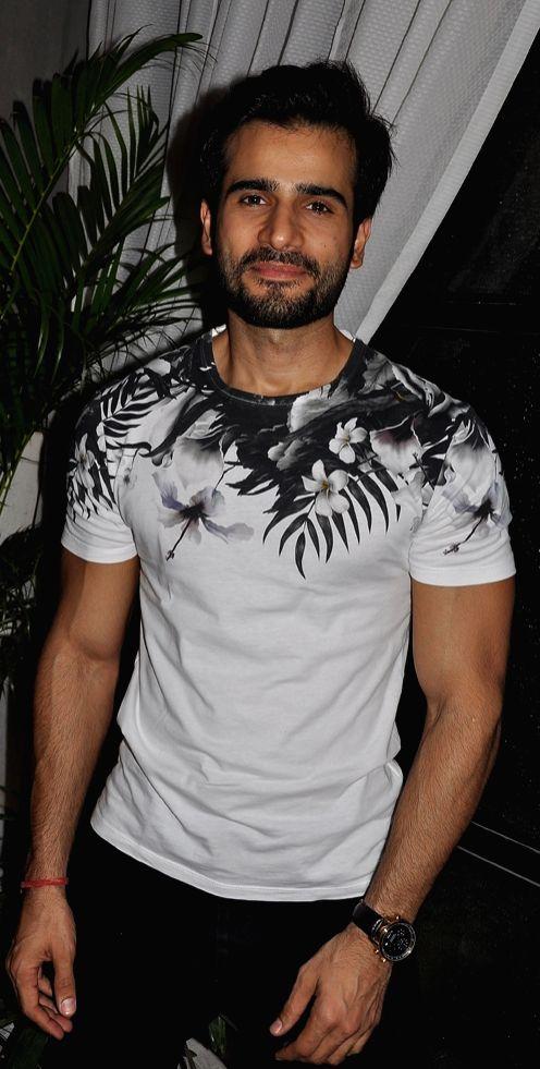 Karan Tacker during Mirabella Bar & Kitchen Launch in Mumbai on July 4, 2016.