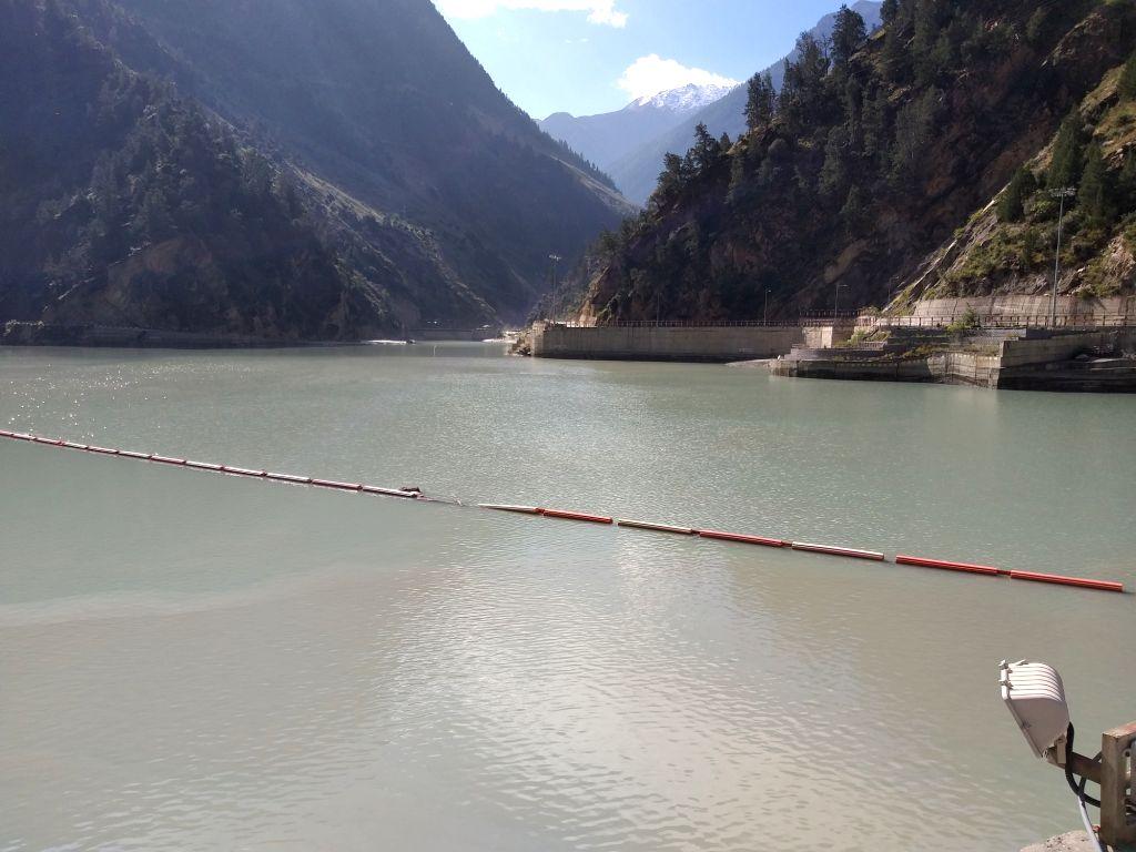 :Karcham Wangtoo hydel project, Himachal Pradesh..