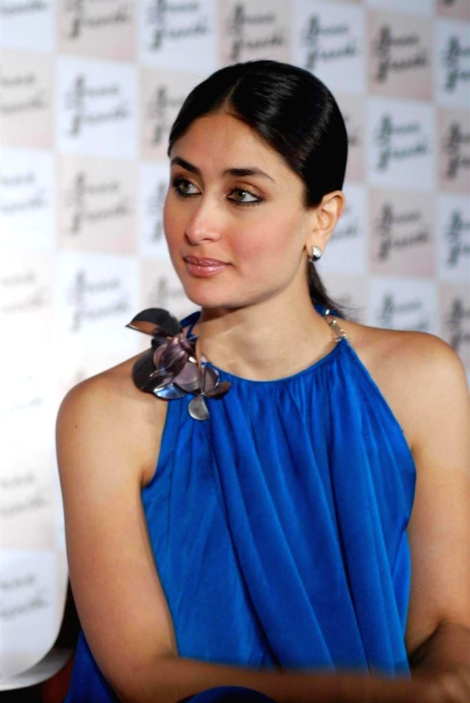 Kareena Kapoor launches Anne French.