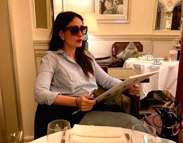 Kareena's food for thought: Count the memories, not the calories.