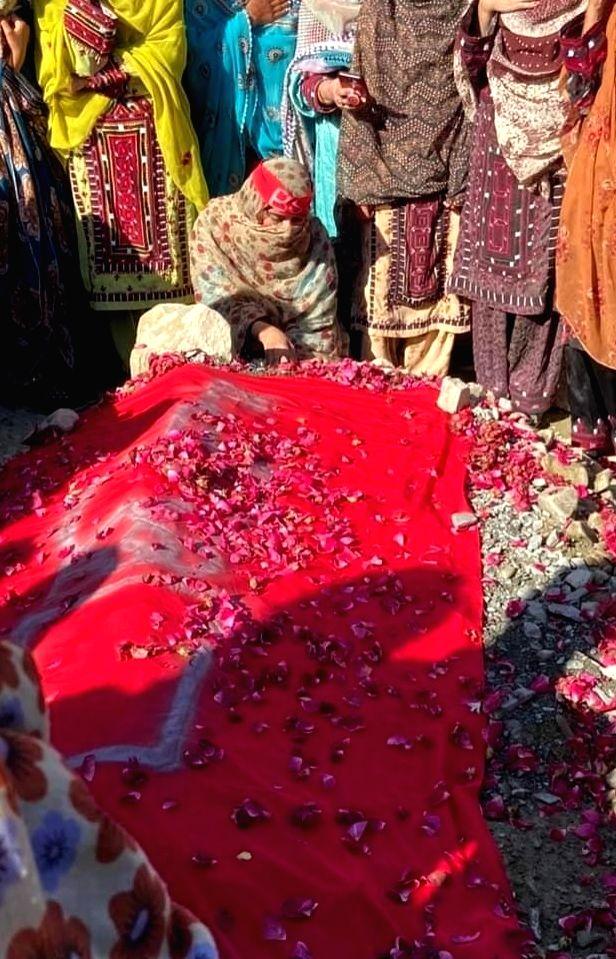 Karima Baloch funeral: 'Pak has blood on its hands, 100%' (Indian Narrative)