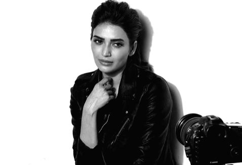 Karishma Tanna is happy to be in a 'black' mood!.