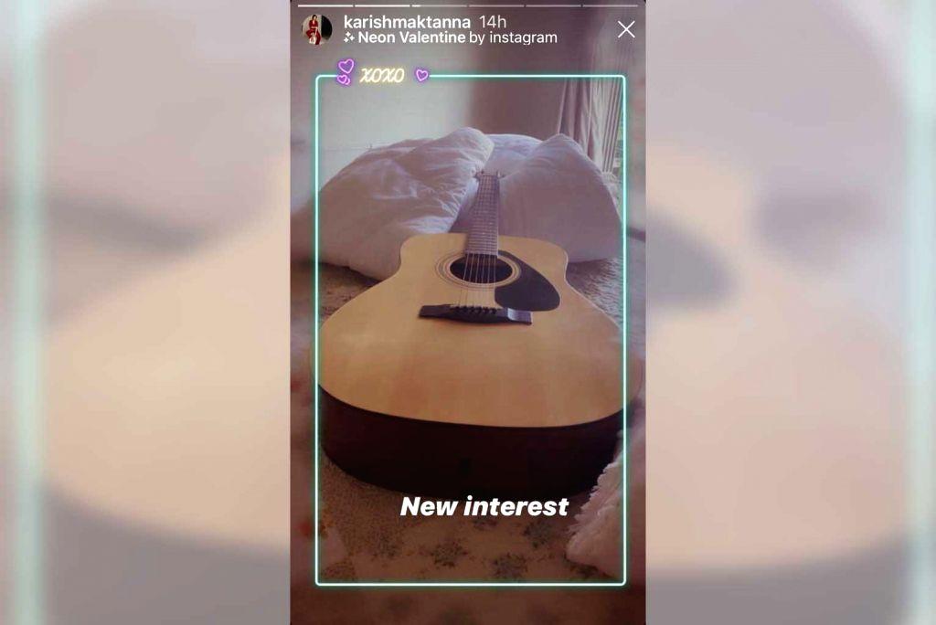 Karishma Tanna shares her 'new interest' amid lockdown.