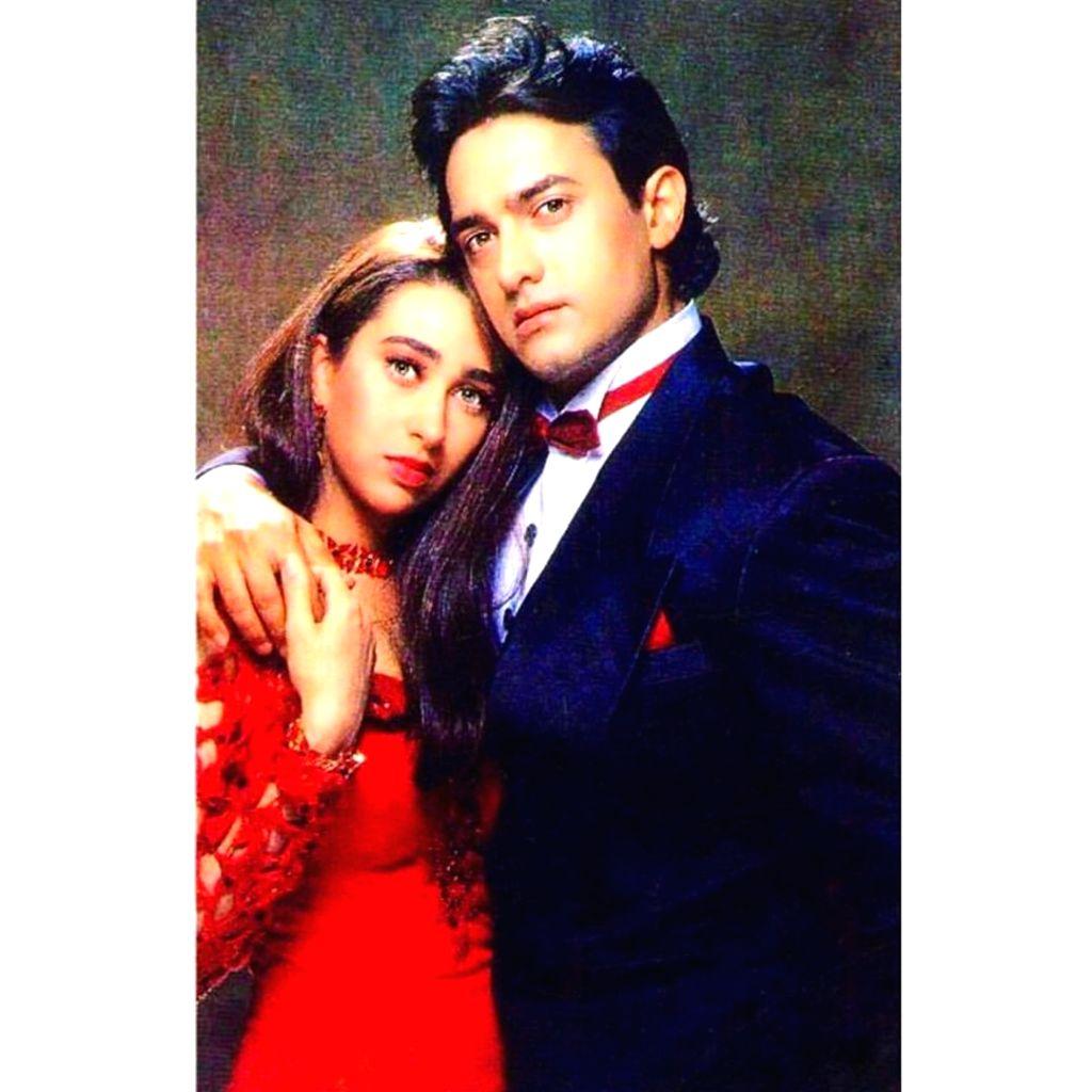 Karisma Kapoor recalls her 'Raja Hindustani' days. - Karisma Kapoor