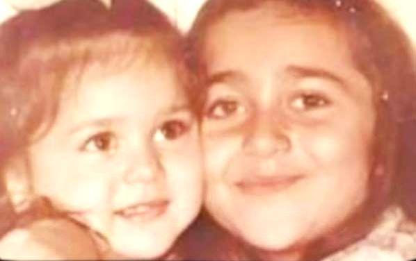 Karisma Kapoor's b'day: Sister Kareena shares their childhood. - Karisma Kapoor