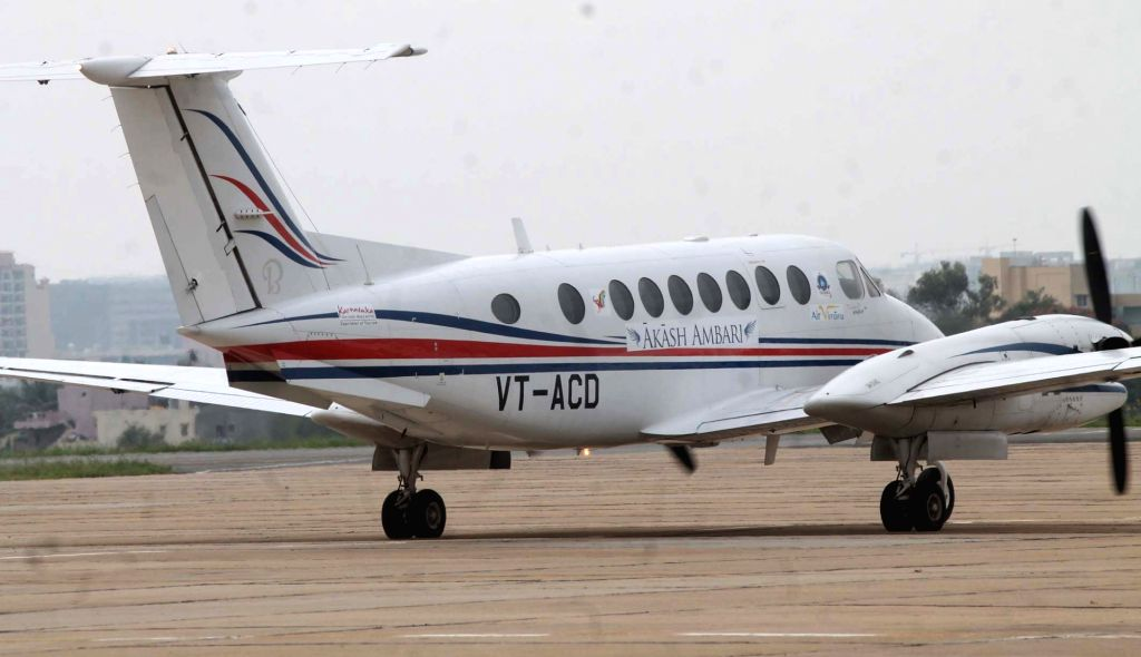 "Karnataka Chief Minister Siddaramaiah inaugurates flight service ""Akasha Ambari"" from Bengaluru to Mysuru to prepare for demands during Dasara Festival at HAL Airport, in ... - Siddaramaiah"