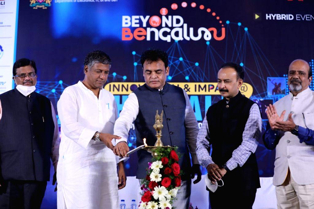 Karnataka CM Bommai inaugurates Beyond Bengaluru intiative; moots for Technology schools at high school level.