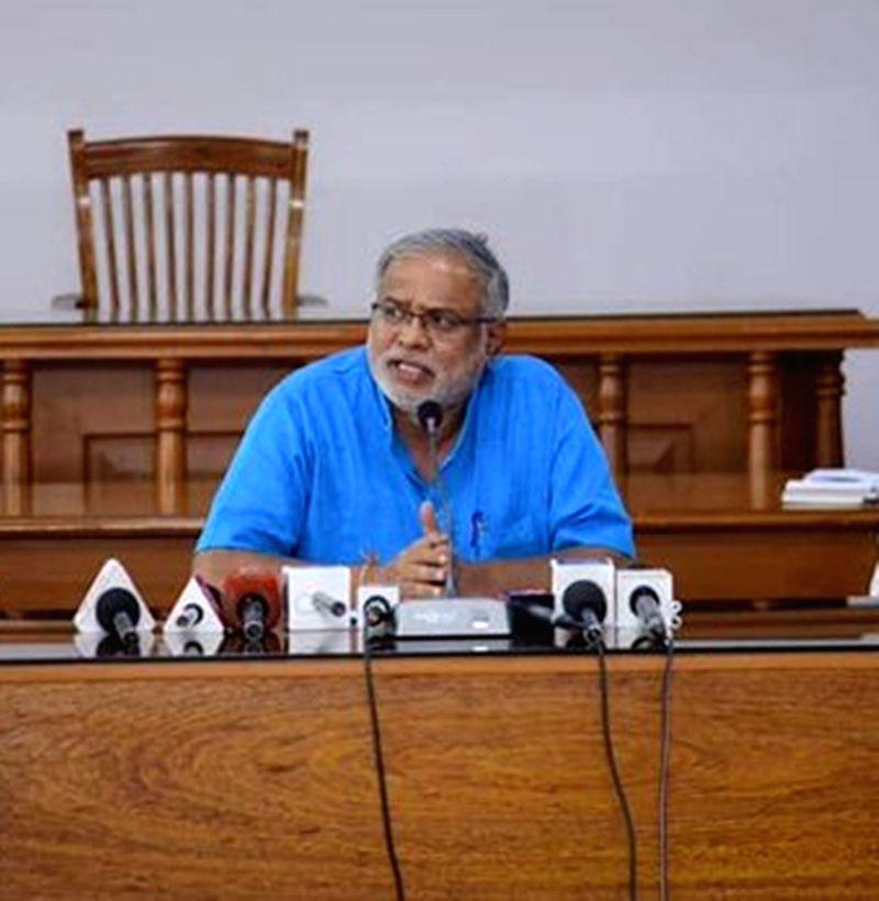 Karnataka Education Minister S. Suresh Kumar - S. Suresh Kumar
