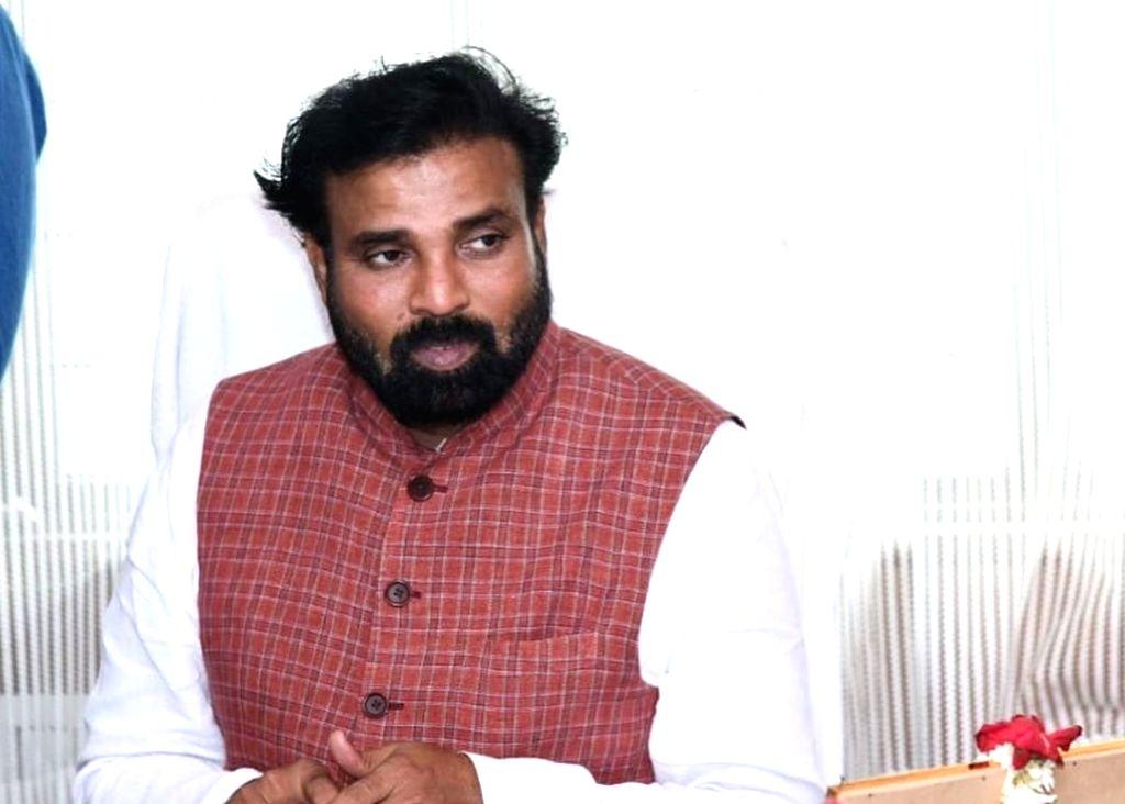 Karnataka Health Minister B. Sriramulu. - B. Sriramulu