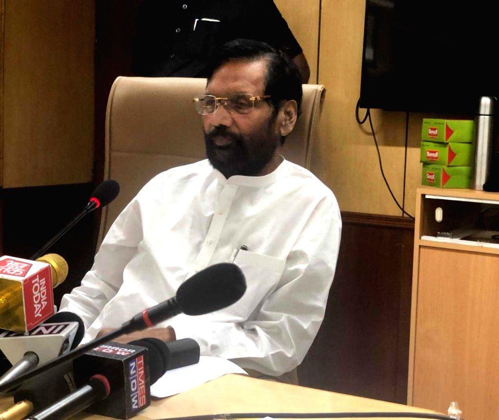 Karnataka leaders mourn Ram Vilas Paswan's death