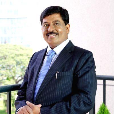 Karnataka Mines and Geology Minister Murugesh R Nirani (credit :  Murugesh R Nirani/twitter) - Murugesh R Nirani