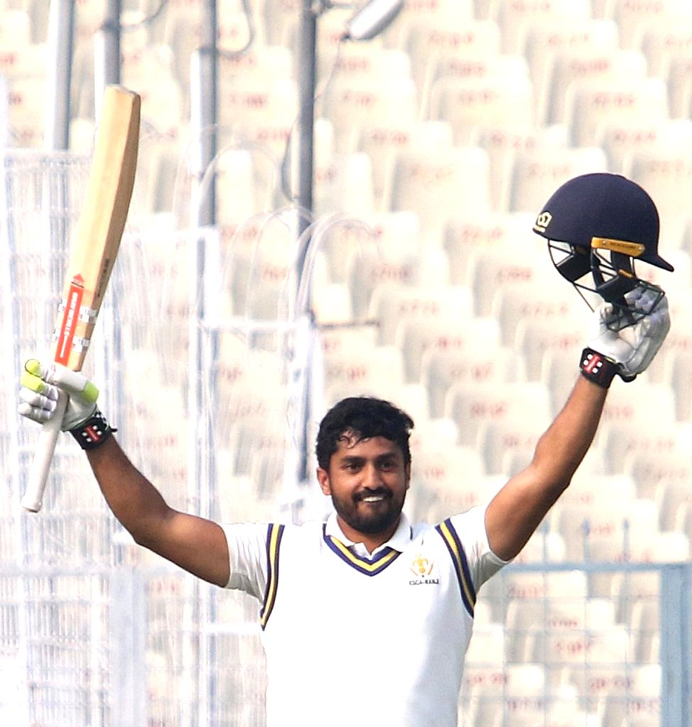 Karun Nair. (Photo: IANS)