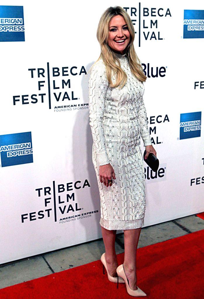 Kate Hudson. (Photo: IANS)