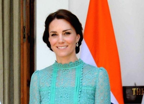 Kate Middleton. (Photo: IANS)