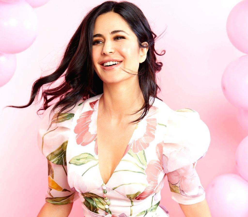 Katrina Kaif invests in beauty. - Katrina Kaif