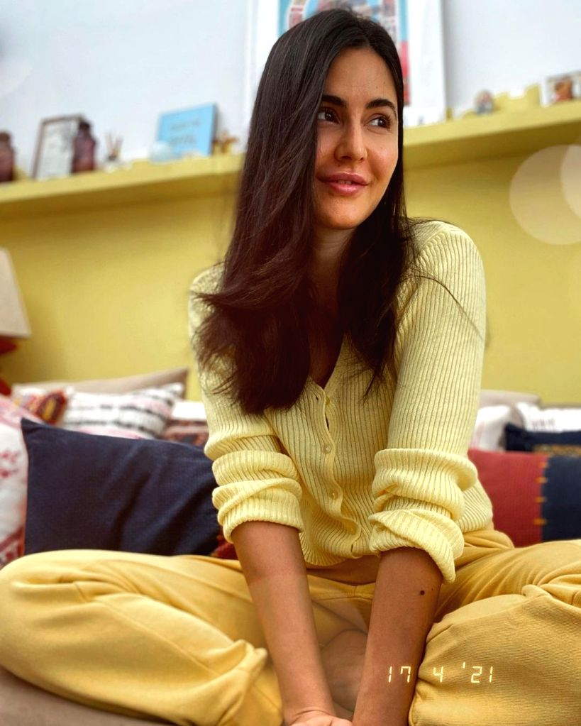 Katrina Kaif tests negative for Covid. - Katrina Kaif
