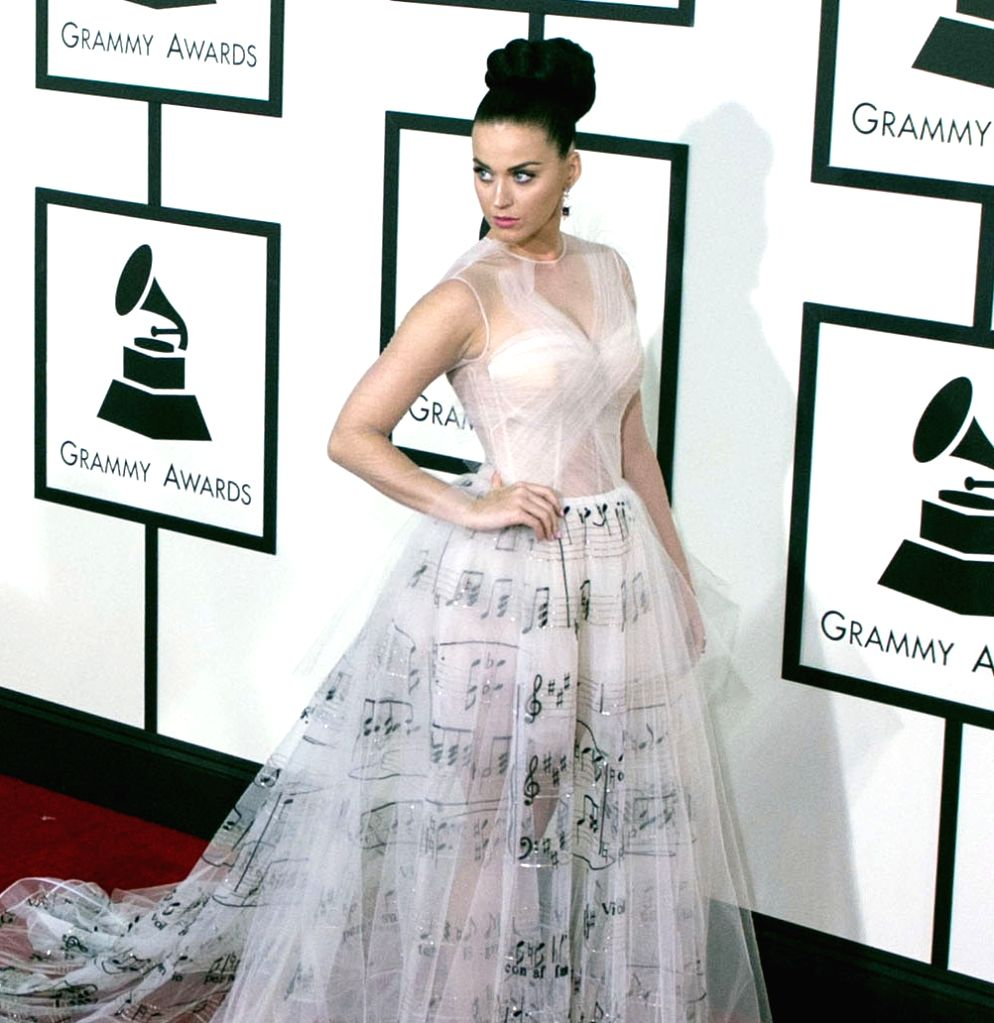 Katy Perry. (File Photo: IANS)