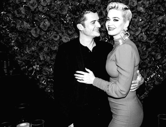 Katy Perry, Orlando Bloom want unborn daughter to pick her own name.