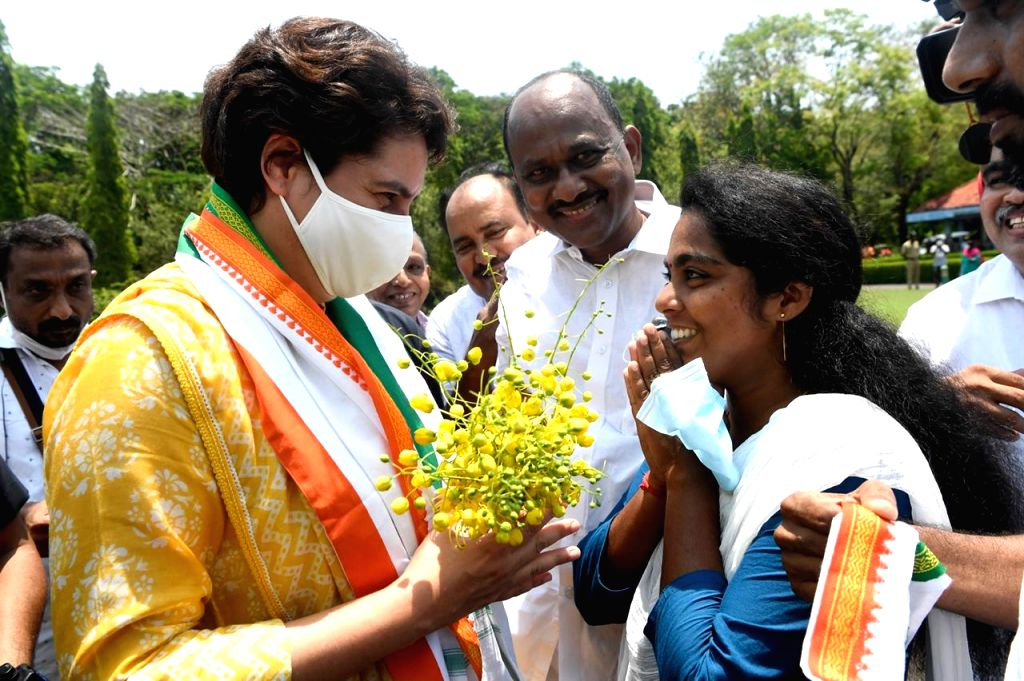 Kayamkulam With the youngest candidate of Kerala election Aritha Babu.
