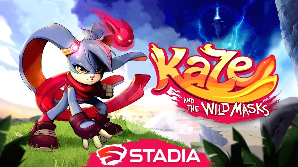 Kaze and the Wild Masks lands on Google Stadia