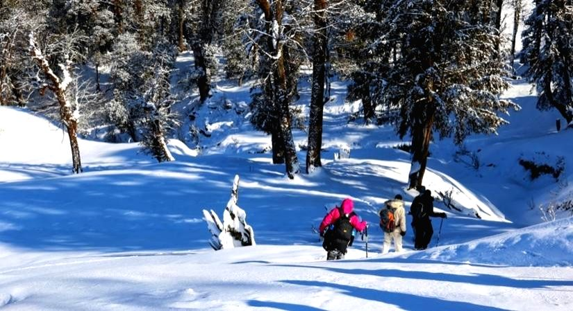 Kedarkantha: Your next winter destination