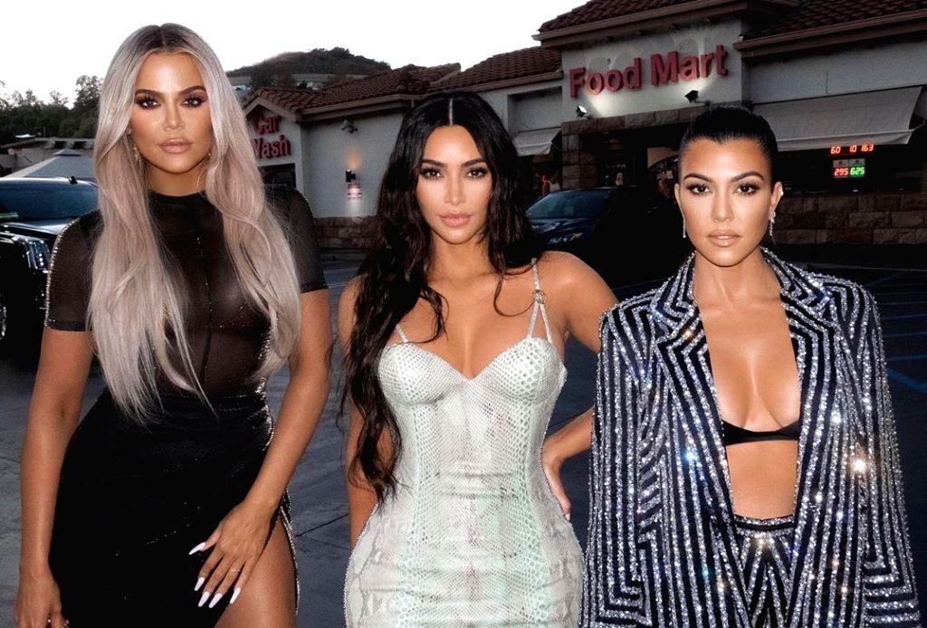 Keeping Up with Kardashians' season finale shot using iPhones amid lockdown.