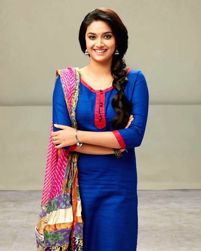 Keerthy Suresh. (File Photo: IANS)
