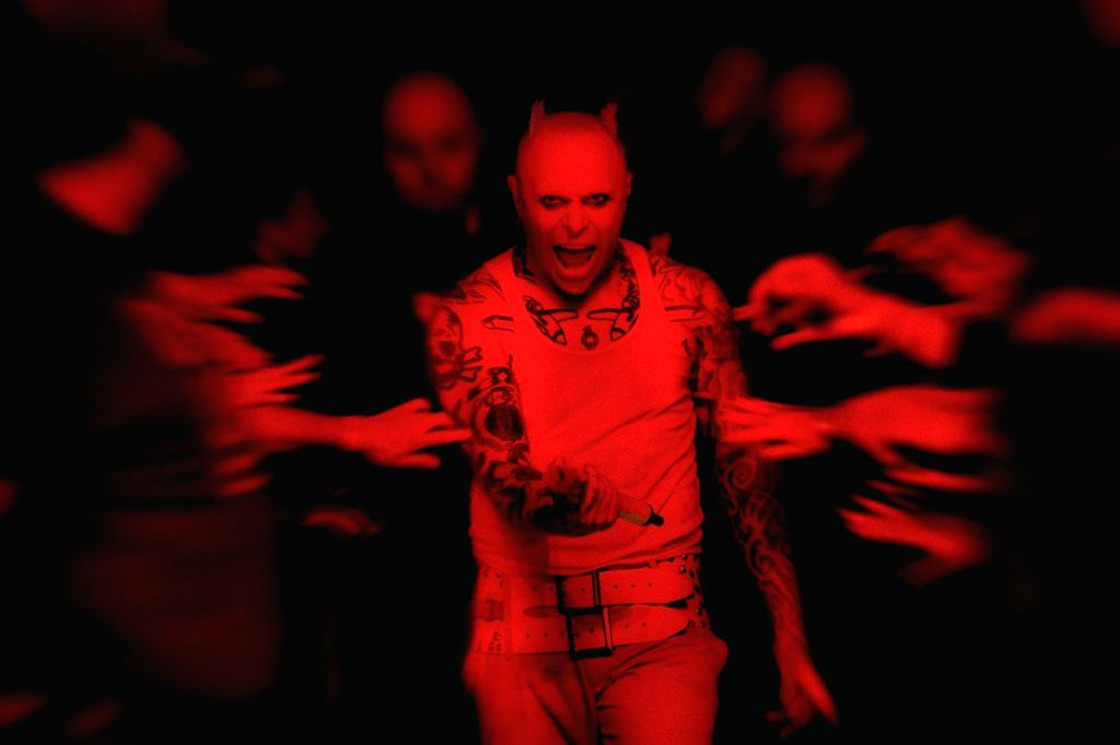 Keith Flint. (Photo: Twitter/@the_prodigy)