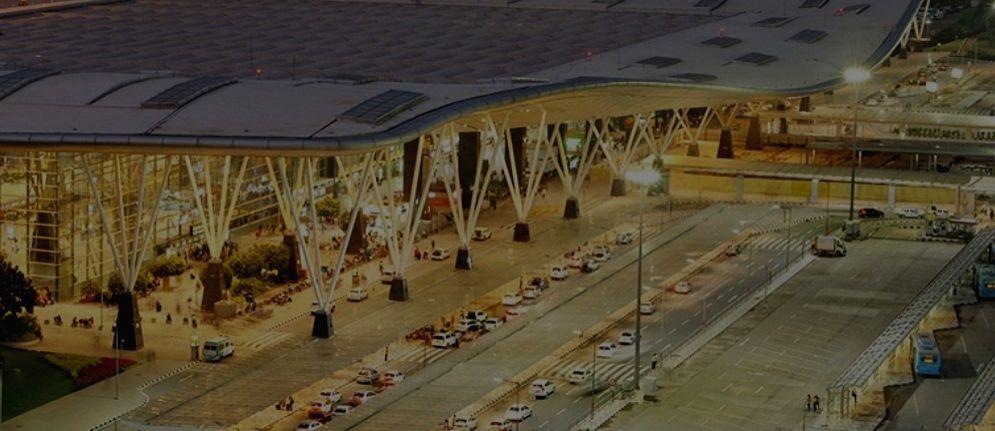 Kempe Gowda International Airport.(photo:www.bengaluruairport.com)