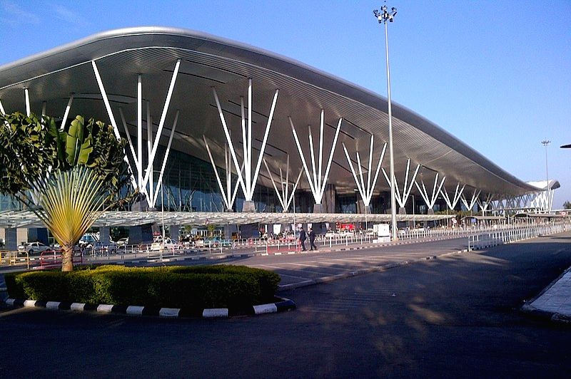 Kempegowda International Airport.