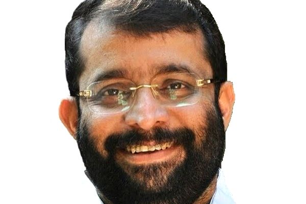 Kerala Assembly speaker P. Sreeramakrishnan. - P. Sreeramakrish