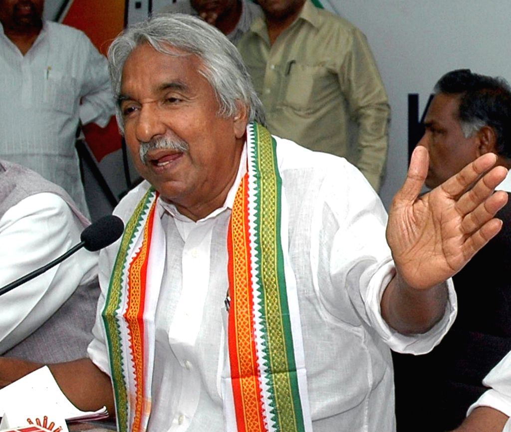 Kerala Chief Minister Oommen Chandy. (File Photo: IANS) - Oommen Chandy