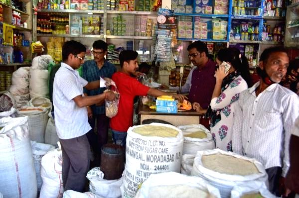 Kerala welcomes with caution order for opening shops.