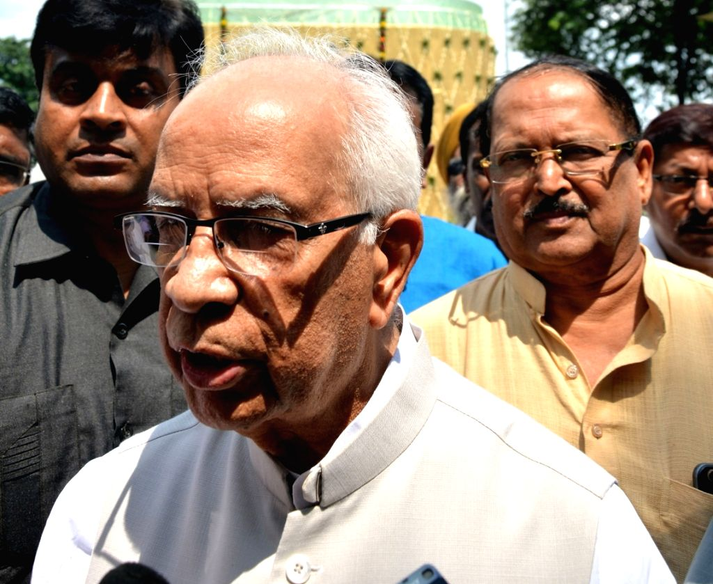 Keshari Nath Tripathi. (File Photo: IANS) - Keshari Nath Tripathi