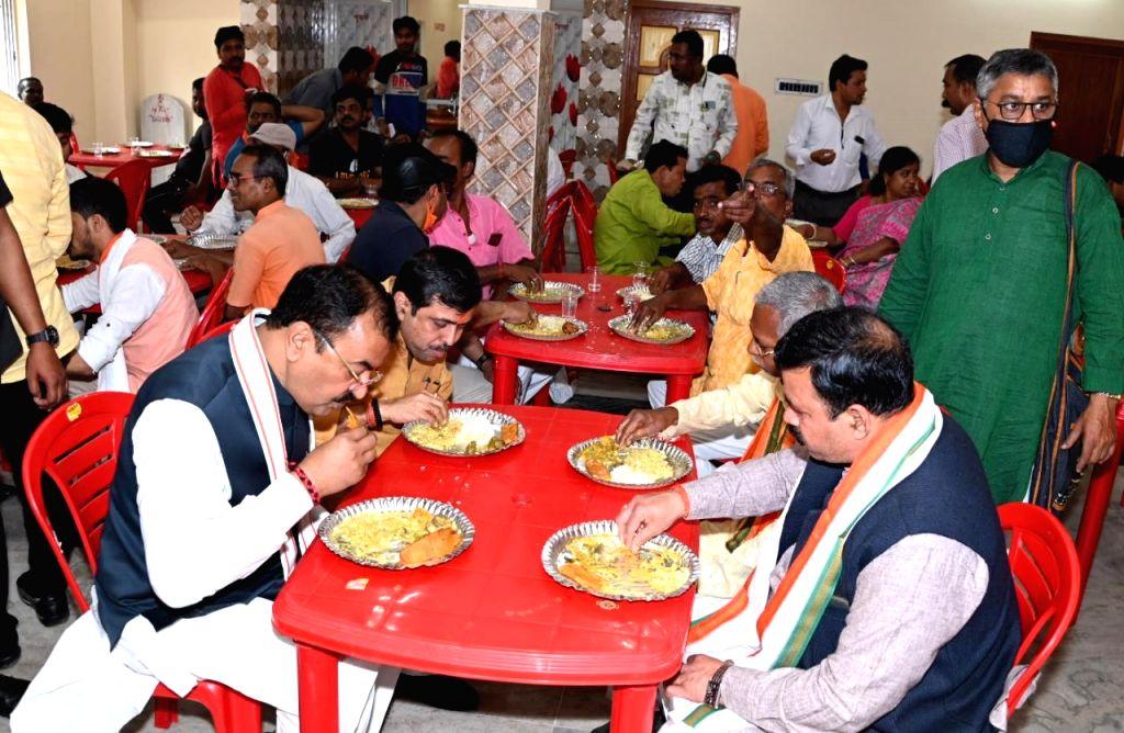 Keshav Prasad Maurya Bengal Promotions.