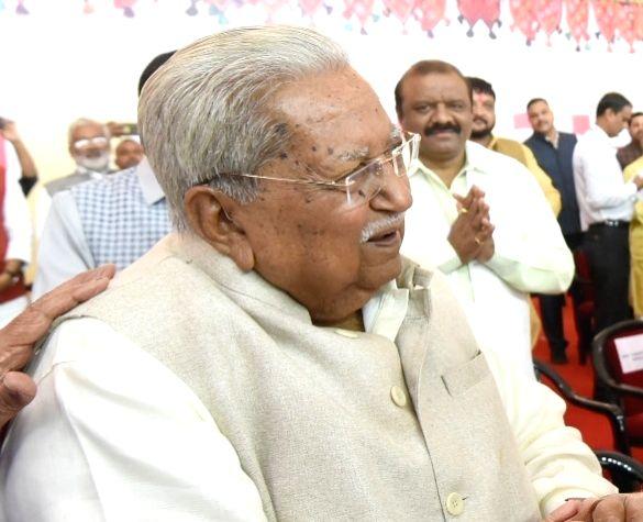 Keshubhai Patel. - Keshubhai Patel