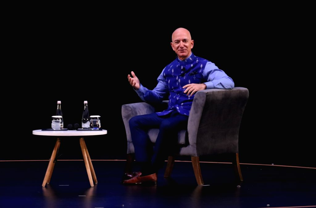 Key lessons for Jeff Bezos when he visits India next time. (Photo: IANS)