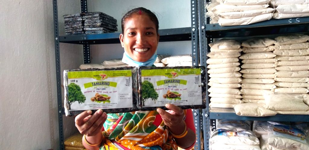 Khatas' of tamarind in Jharkhand, rural women dissolve 'sweetness' in their lives.