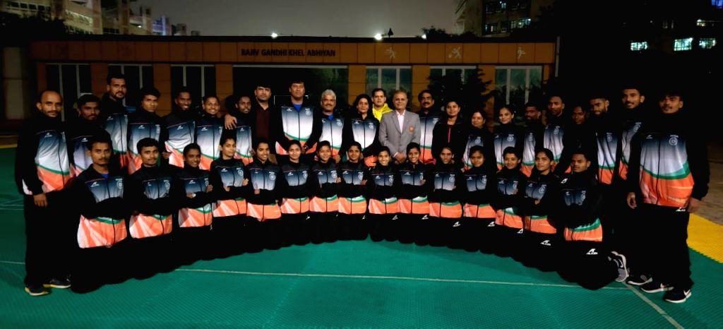 Kho Kho Team India.