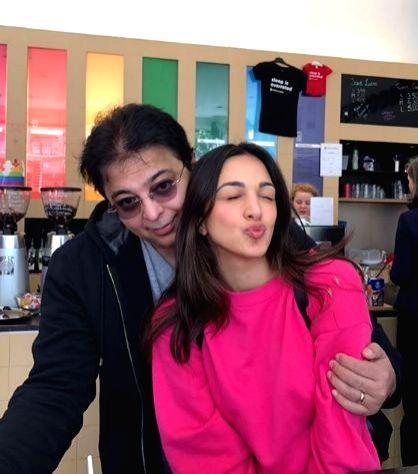 Kiara Advani will be 'Daddy's girl forever'. - Kiara Advani
