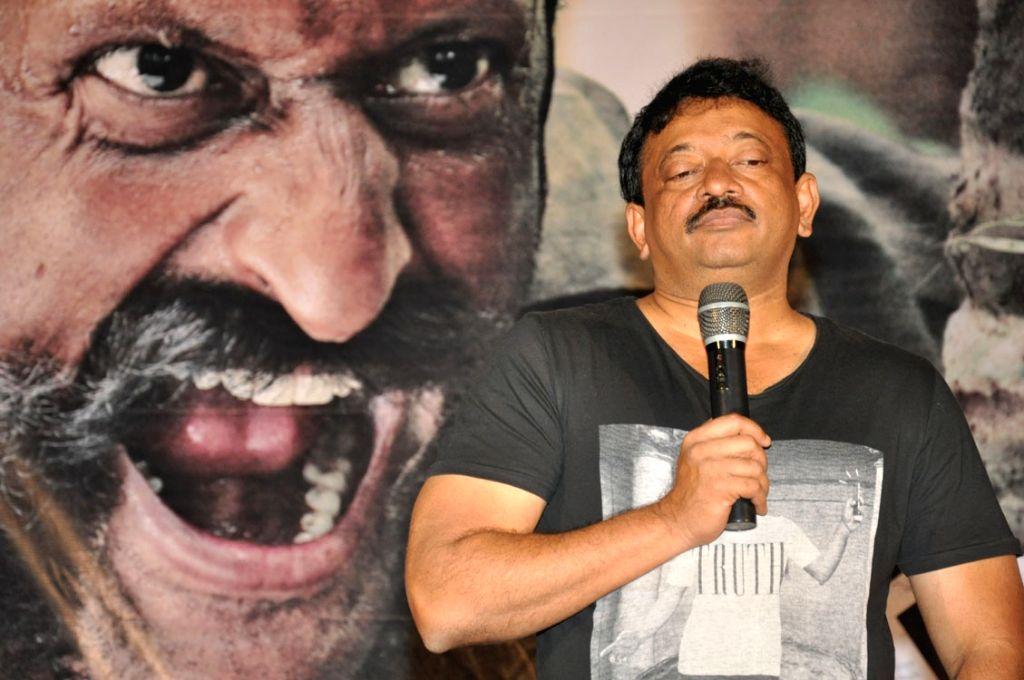 Killing Veerappan press meet thriller film written and directed by Ram Gopal Varma