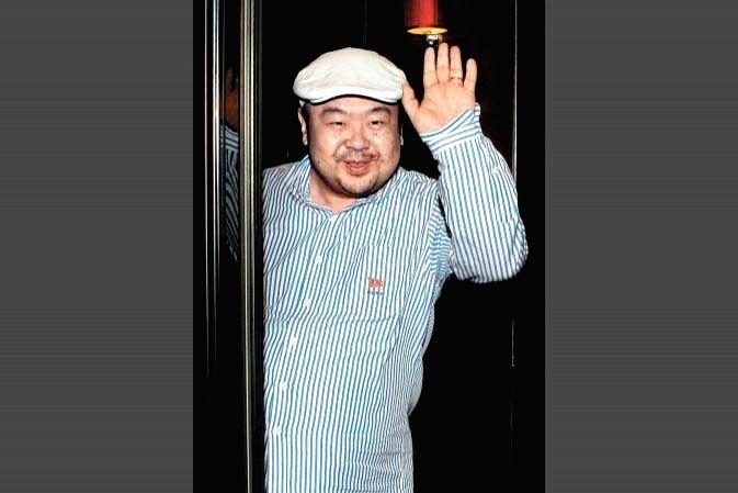 Kim Jong-nam, the half brother of North Korean leader Kim Jong-un. (File Photo: IANS).