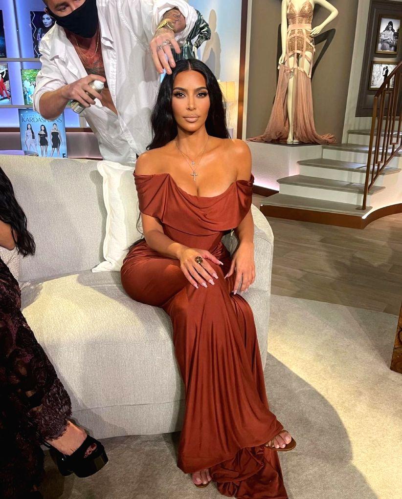 Kim Kardashian.(photo:Instagram) - Kim Kardashian