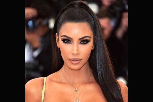 Kim Kardashian West. - Kim Kardashian West