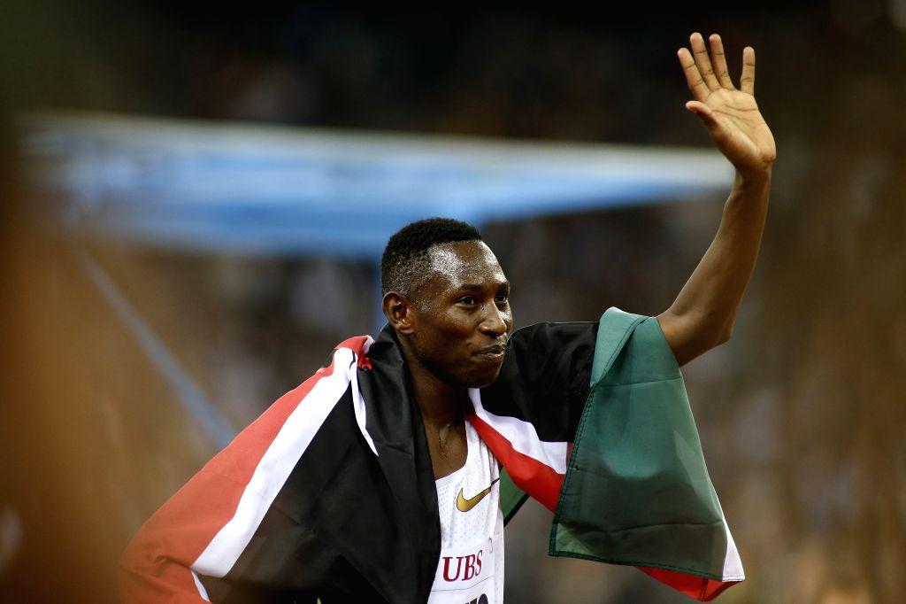 Kipruto intensifies training ahead of World Athletics Continental Tour series