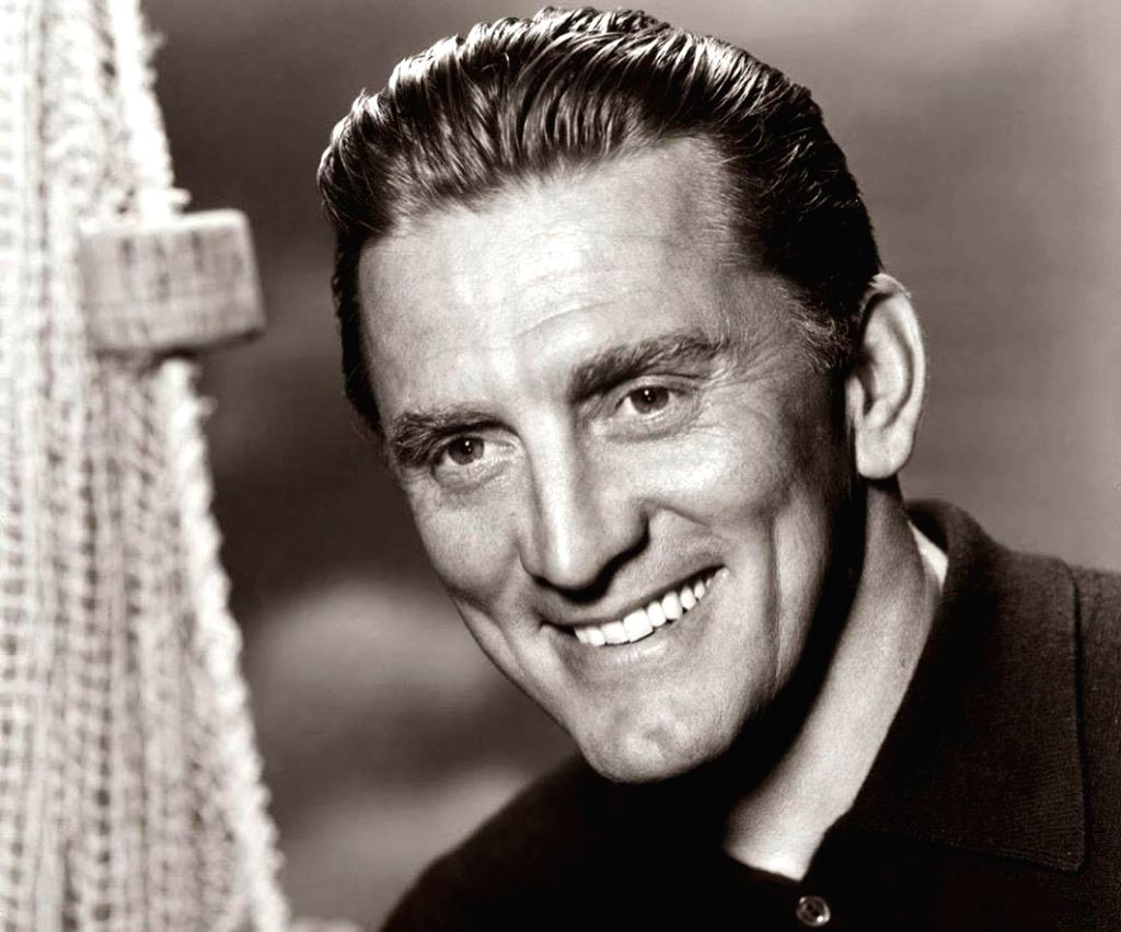 """Kirk Douglas, one of the great Hollywood leading men whose off-screen life was nearly as colorful as his on-screen exploits in movies like """"Spartacus"""" and """"Champion,"""" is no more. Douglas was 103. The news of his death on Wednesday was confirmed by hi - Michael Douglas"""