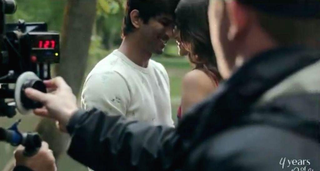 Kirti remembers Sushant on 4 years of 'Raabta'(Photo:Instagram)